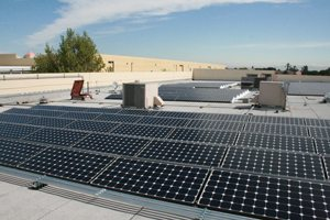 Vacaville solar power